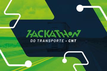 Inscrições abertas para o Hackathon do Transporte - CNT