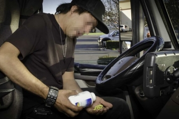 Exame toxicológico detectou drogas no organismo de mais de 700 mil motoristas profissionais em quatr