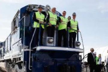 Mato Grosso terá um grande 'salto logístico com o avanço das ferrovias, prevê senador