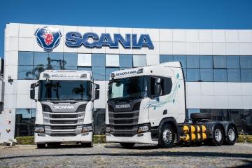 Caminhões com tecnologias alternativas ao diesel irão ganhar mais espaço no País