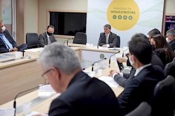 Minfra priorizará obras em seis rodovias federais, duas hidrovias e um aeroporto no Pará